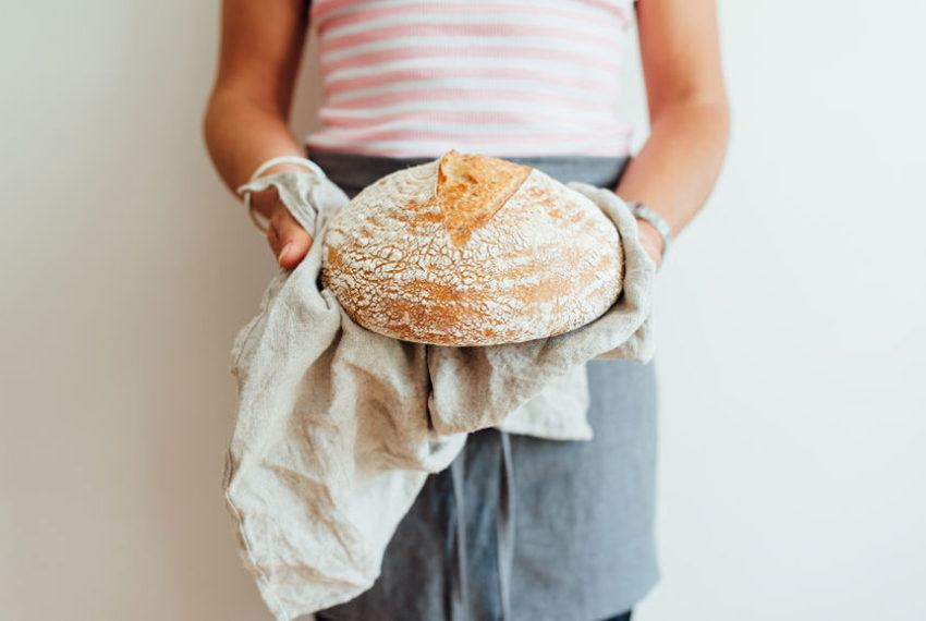 How to make sourdough bread, the gut-healthy choice nutrition experts love