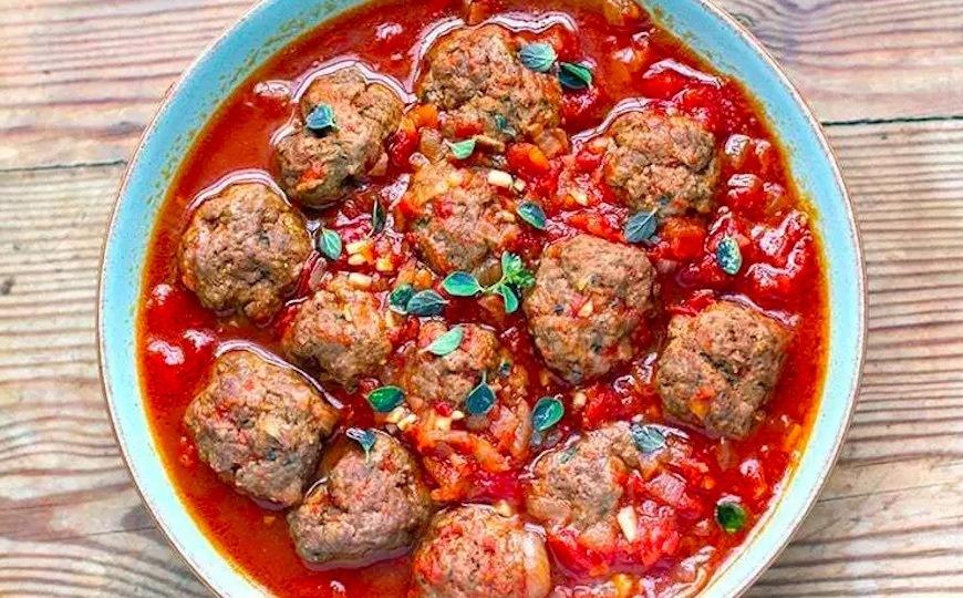 instant pot whole30 meatballs