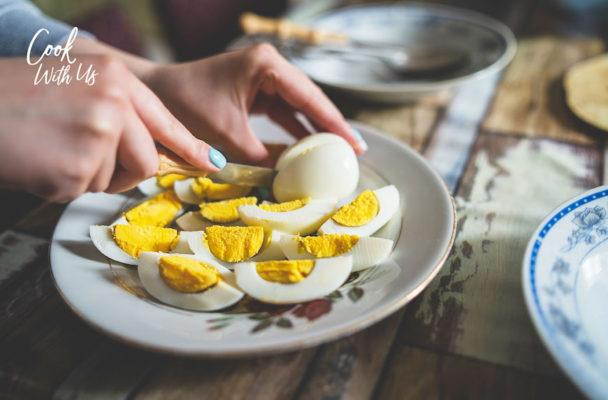 The '5-5-5 method' for perfect hard-boiled eggs in an Instant Pot