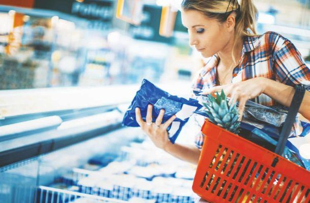 9 healthy, minimally processed foods from the freezer aisle