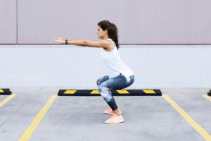 9 hip-strengthening exercises that make moving through life *way* easier