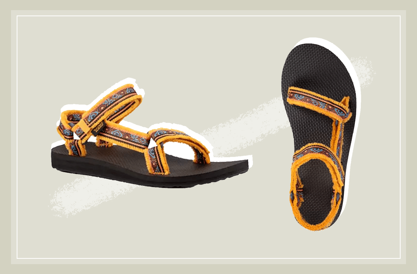 Thumbnail for Tevas are the only sandal you'll want to wear to hit your daily 10,000 steps this summer