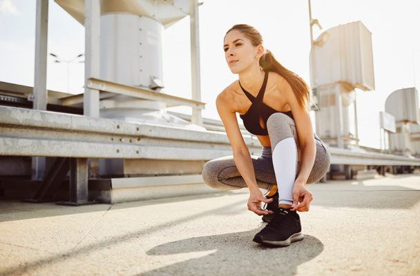 Find your balance with 3 full-body coordination exercises