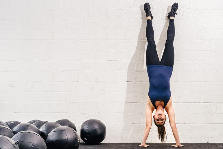 Think you've mastered the burpee? Get back to me after you flip it and reverse it