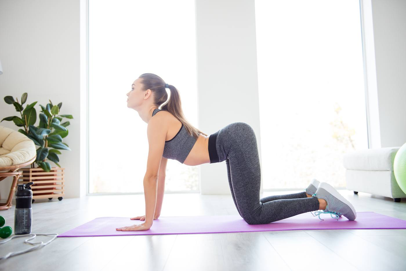Thumbnail for This 6-move butt workout will give you a perkier peach in 5 minutes flat