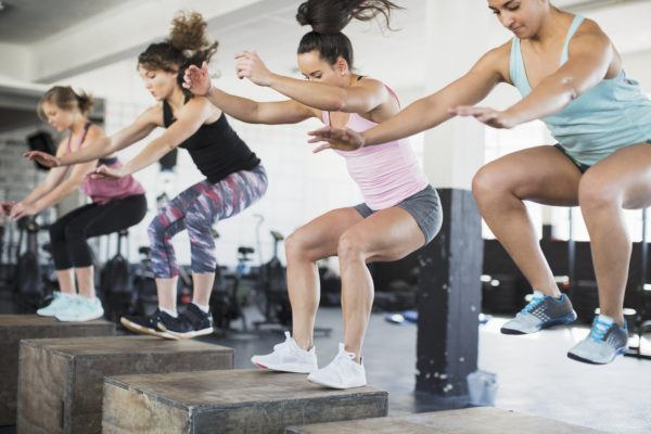 Here's how to work out with momentum to push yourself to the limit
