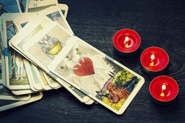 Learn how to shuffle tarot cards for the most on-point reading—no fancy tricks or magic required