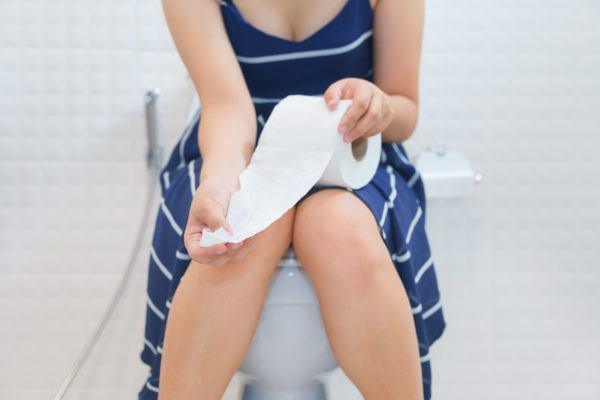 Can't stop peeing? It might have to do with the last time you pooped