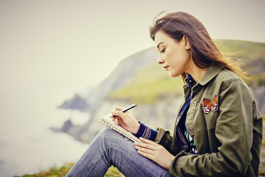14 travel journal ideas so you can access vacation brain after the trip's over
