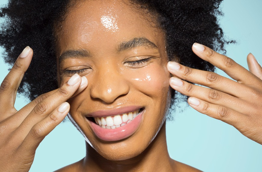 Thumbnail for Hold up: Is air-drying your face the secret to clearer skin?