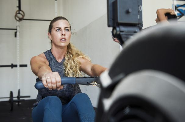 How to use a rowing machine correctly—because we're definitely all making the same mistake