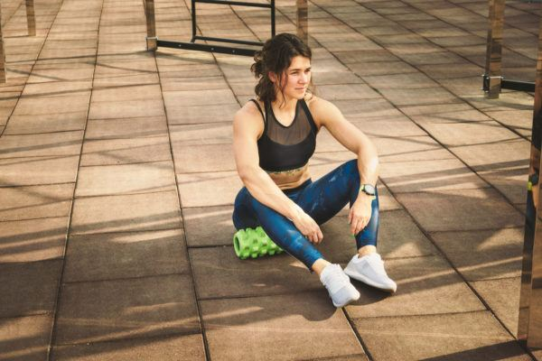 Trainers say this is the one spot you should never, ever foam roll