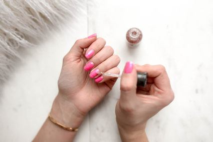 The Key to a Pro-Level Manicure at Home Is All in the Nail Polish Brush You Use