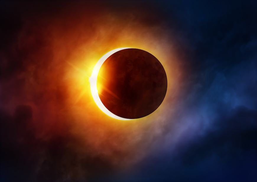 The next solar eclipse is just before July 4—here's what that means for your holiday plans