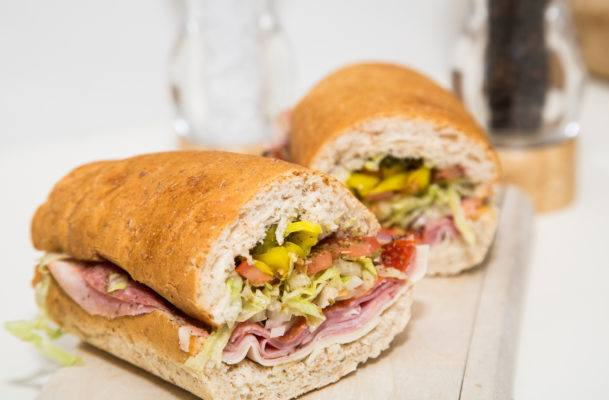 How to eat fresh (and healthy) at Subway, according to a dietitian