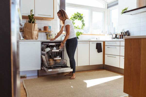 Women are still doing more household labor than men—let's break that outdated cycle