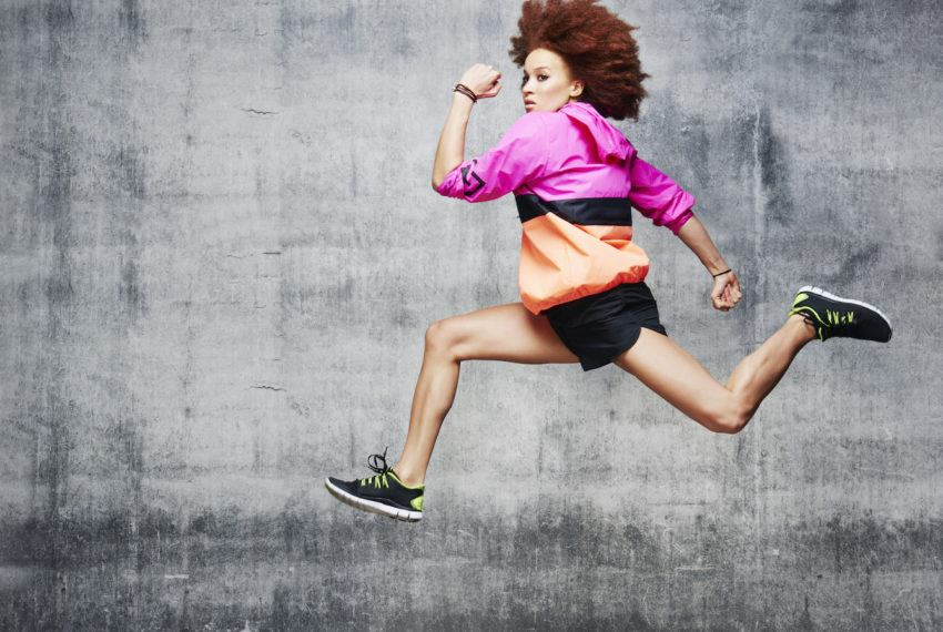 12 pairs of cute running shorts to work out in now, because it's *way* too hot for leggings