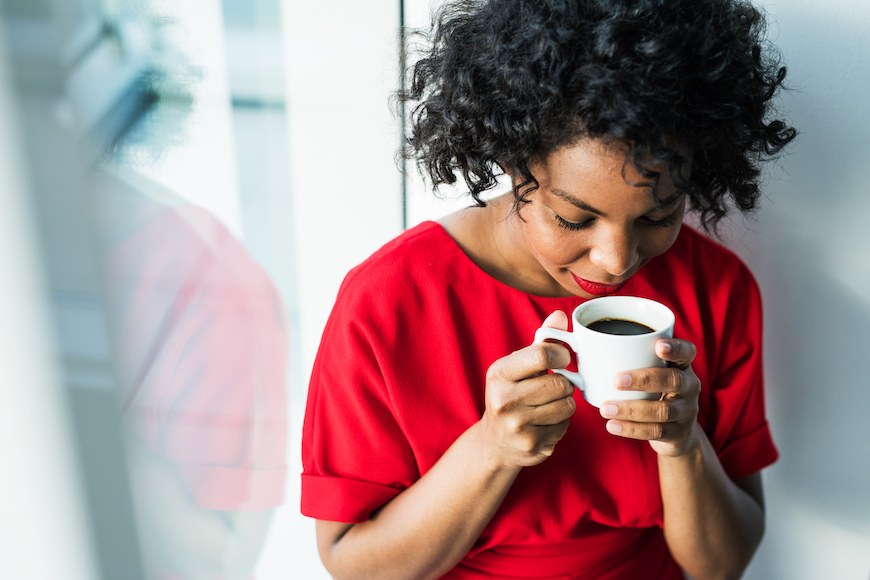 Your coffee habit could backfire if you drink it too early in the morning