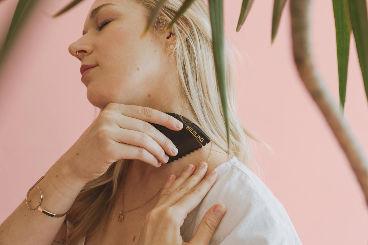 Thumbnail for Gua Sha Could Be the Answer to Treating (and Preventing!) Those Pesky Blackheads