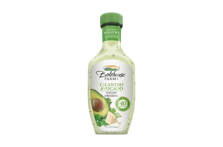 bolthouse farms cilantro avocado yogurt salad dressing