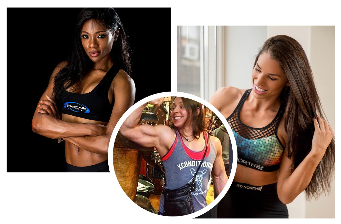 Thumbnail for Female bodybuilders share how strength makes them feel feminine