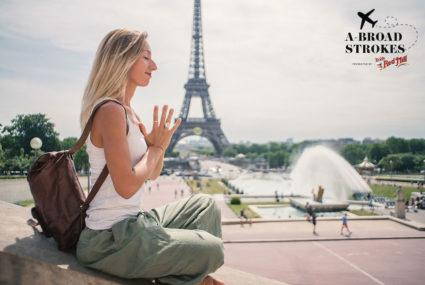 How a 5-euro yoga class in Paris helped me feel at home while living abroad