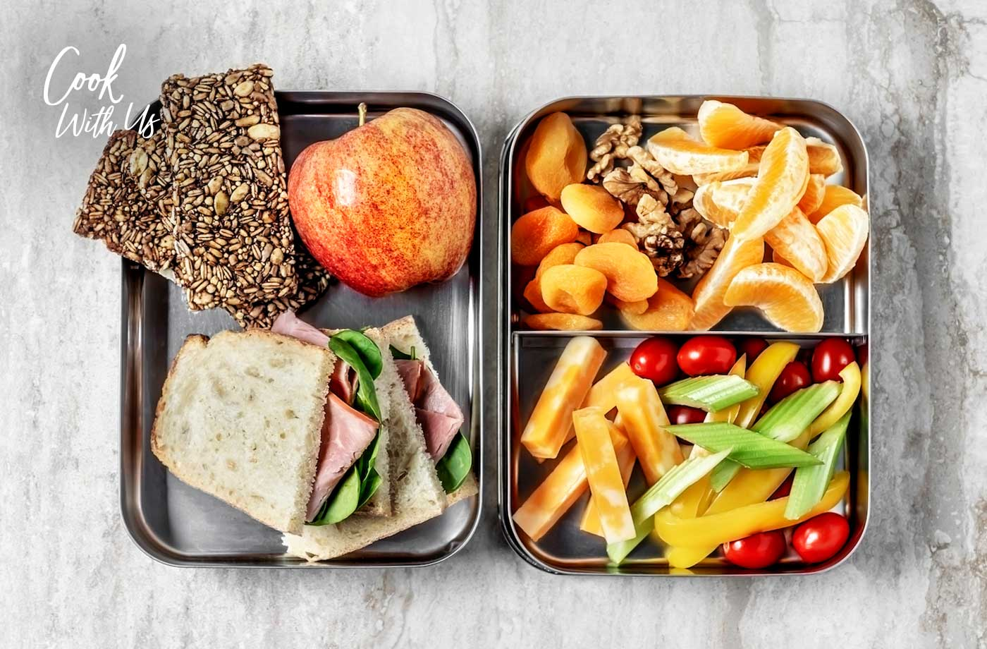 Thumbnail for 3 easy ways to make healthy 'Lunchables' for grown-ups