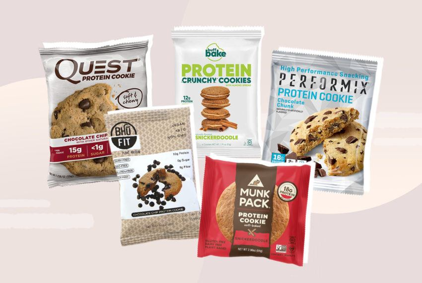A dietitian's definitive ranking of the 10 most popular protein cookies