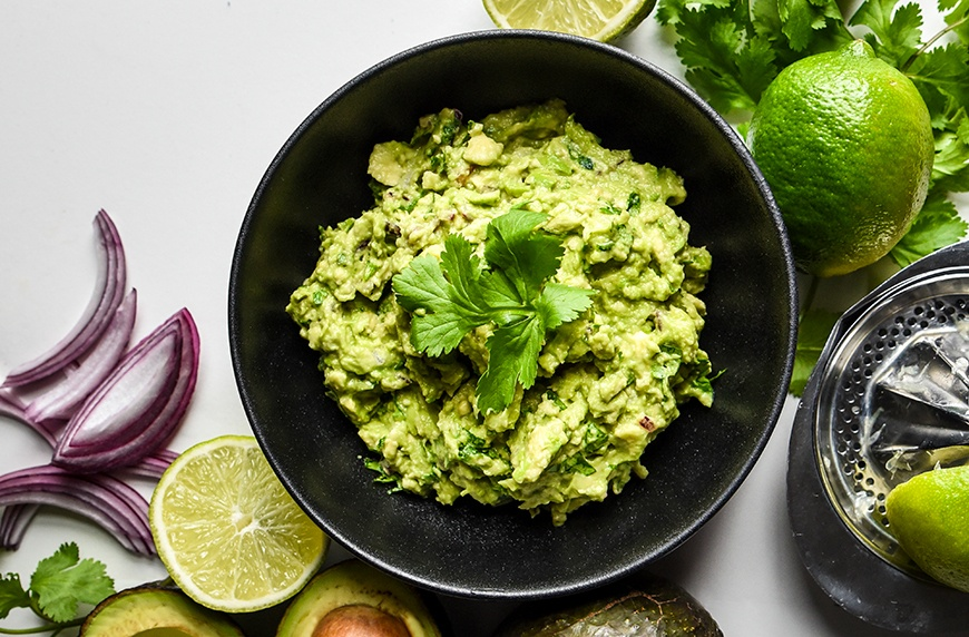 Thumbnail for This healthy *broccomole* recipe will make you forget all about avocados