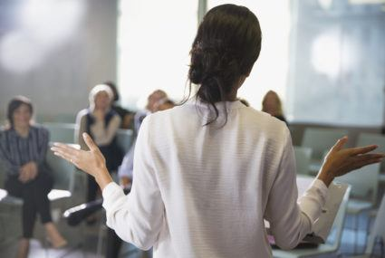 Science backs up what introverts have known since the beginning of time: public speaking is terrifying