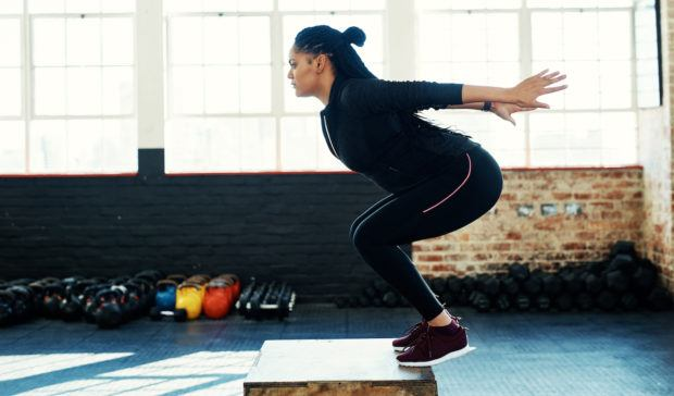 Working your inner thighs can make your butt workouts even *more* effective