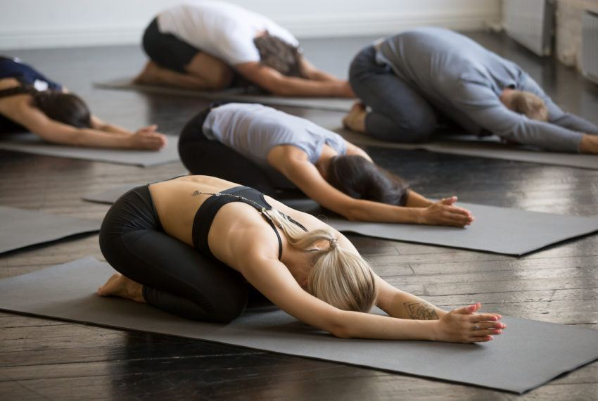 8 traditional hot yoga studios for working up a serious sweat in New York City