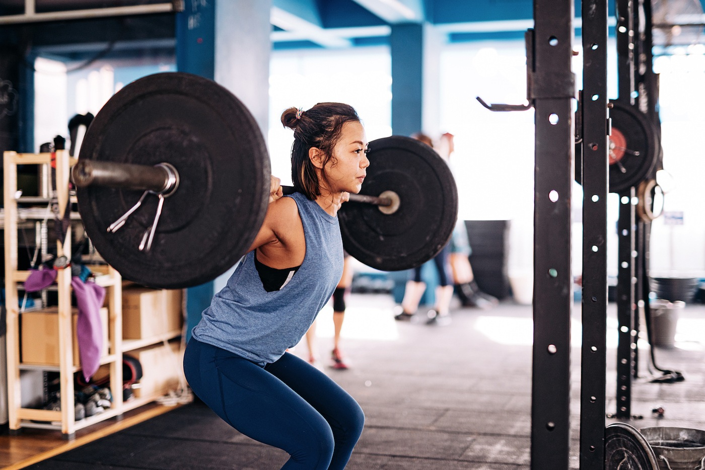 Thumbnail for Why you should watch out for the 'butt wink' when squatting