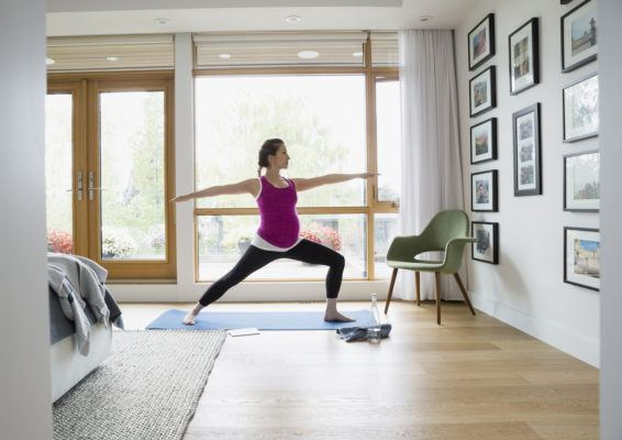 Everything you need to know about doing yoga during pregnancy