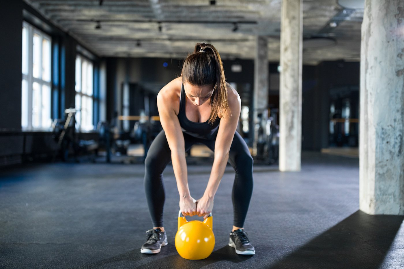I found the best way to make full-body Tabata workouts go by in a flash
