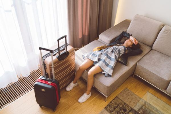 How to unpack from a guilt trip so baggage doesn't weigh you down at all times