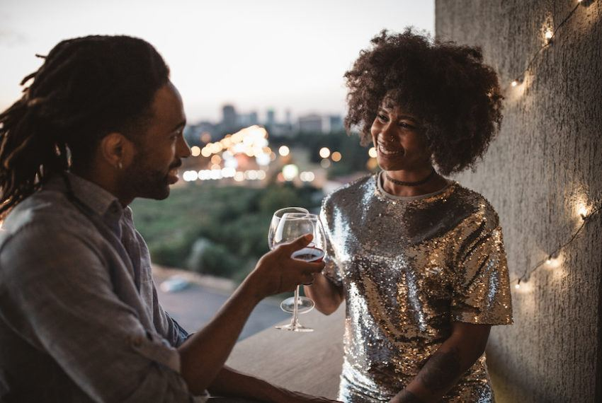 How to set healthy boundaries with an ex who's still in your social circle