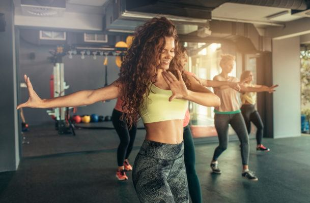The 'Figure 8 Workout' will fire up your abs without you even realizing it