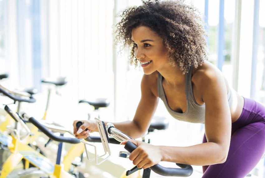 Hips Tight From Spin Class? Same. Here Are the Best Ways to Combat That