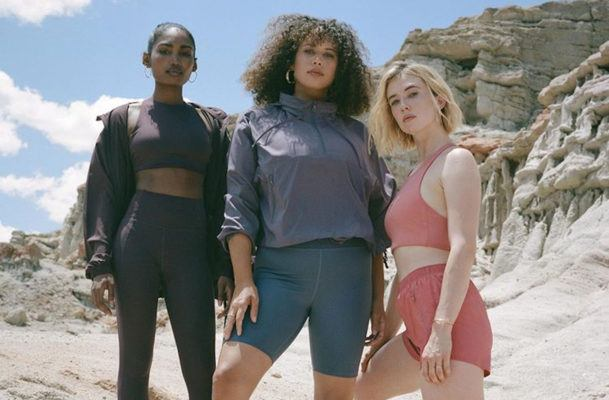 Girlfriend Collective's new shorts collection is the only thing we want to wear this summer