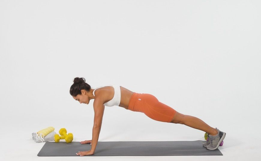 3 things to keep in mind to do push-ups the right way