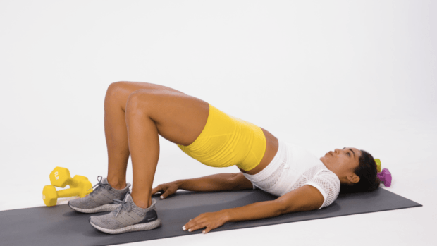 This 12-minute hamstring workout will make every other fitness move easier