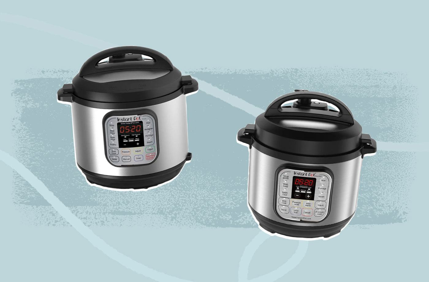 Thumbnail for The Instant Pot Is a Whopping 44% Off Almost *Everywhere* Today