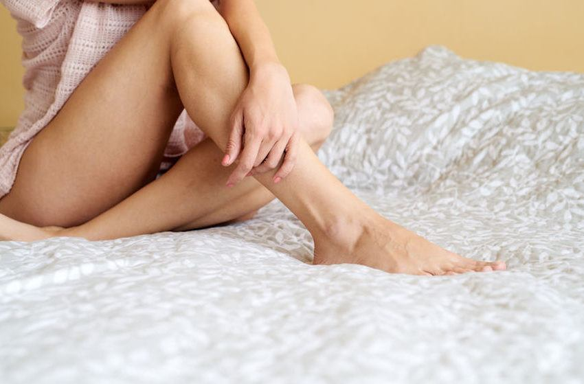 The surprising reason why you might want to wash your feet before bed