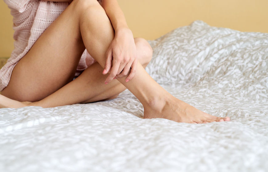 Thumbnail for The Surprising Reason Why You Might Want to Wash Your Feet Before Bed