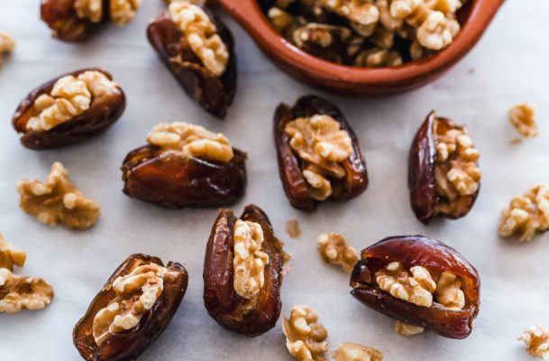 These healthy 2-ingredient snacks are anything but boring