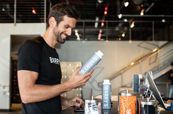 Barry's Bootcamp Is Making a Big, Green Change in Its Studios