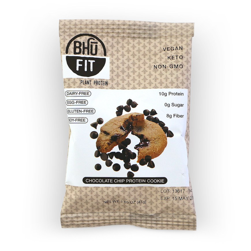 BHU Fit protein cookie