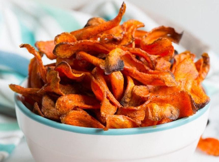 carrot chip recipes