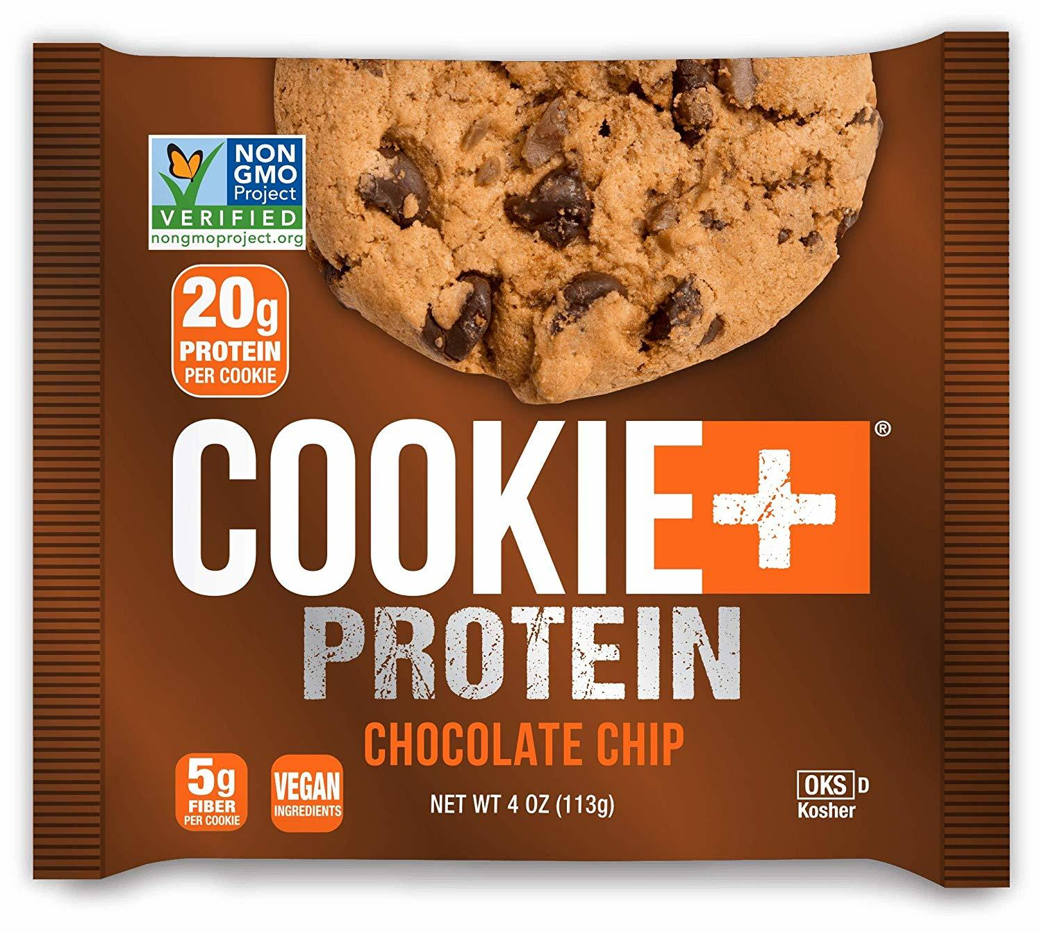 Cookie+Protein
